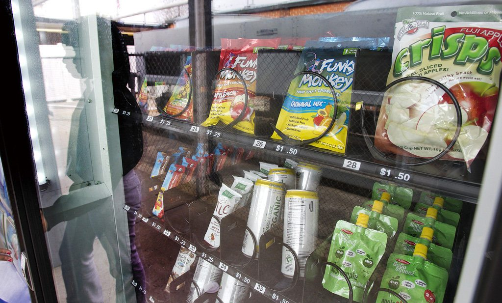 coke vending machine franchise